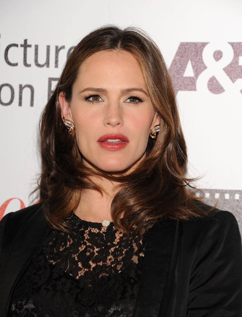 "Jennifer Garner attended the ""Reel Stories, Real Lives"" event in Hollywood."