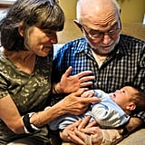 The joy in their faces when they see their grandkids? That's the real deal.
