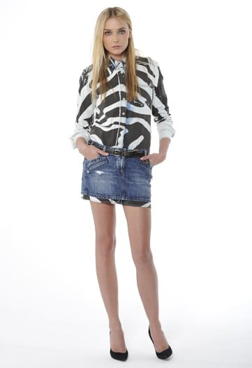 Pierre Balmain Spring 2012 — More Affordable Balmain Line [Pictures]