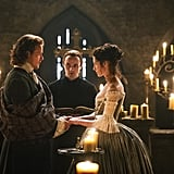 Jamie and Claire, Outlander