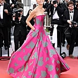 Karolina Kurkova at the 2019 Cannes Film Festival