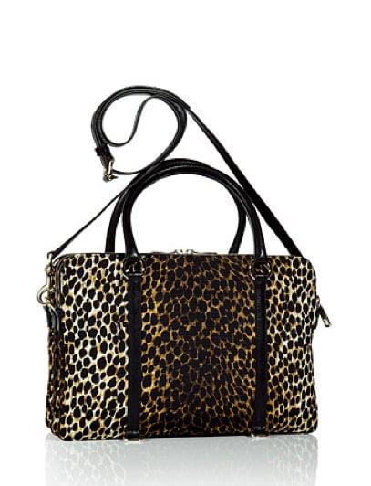 D&G Dolce & Gabbana Leopard Print Bag ($905)