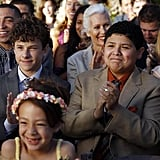 Luke (Nolan Gould) and Manny (Rico Rodriguez) have really grown up.