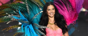 These Are Adriana Lima's Sexiest Victoria's Secret Moments