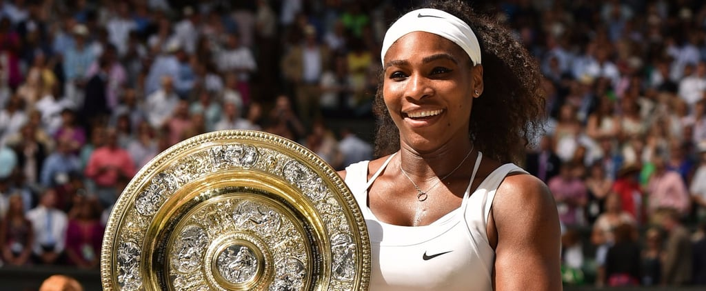 5 Ways Serena Williams Is Winning at Life . . . and Playing by Her Own Rules