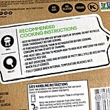 Beyond Burger Cooking Instructions