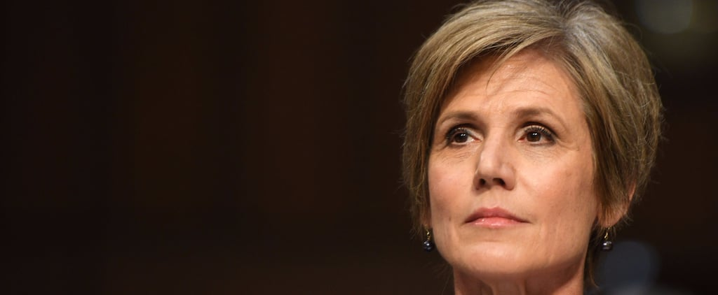 Sally Yates Reveals Why She Stood Up to Trump — and What It Meant to Her to Take That Risk