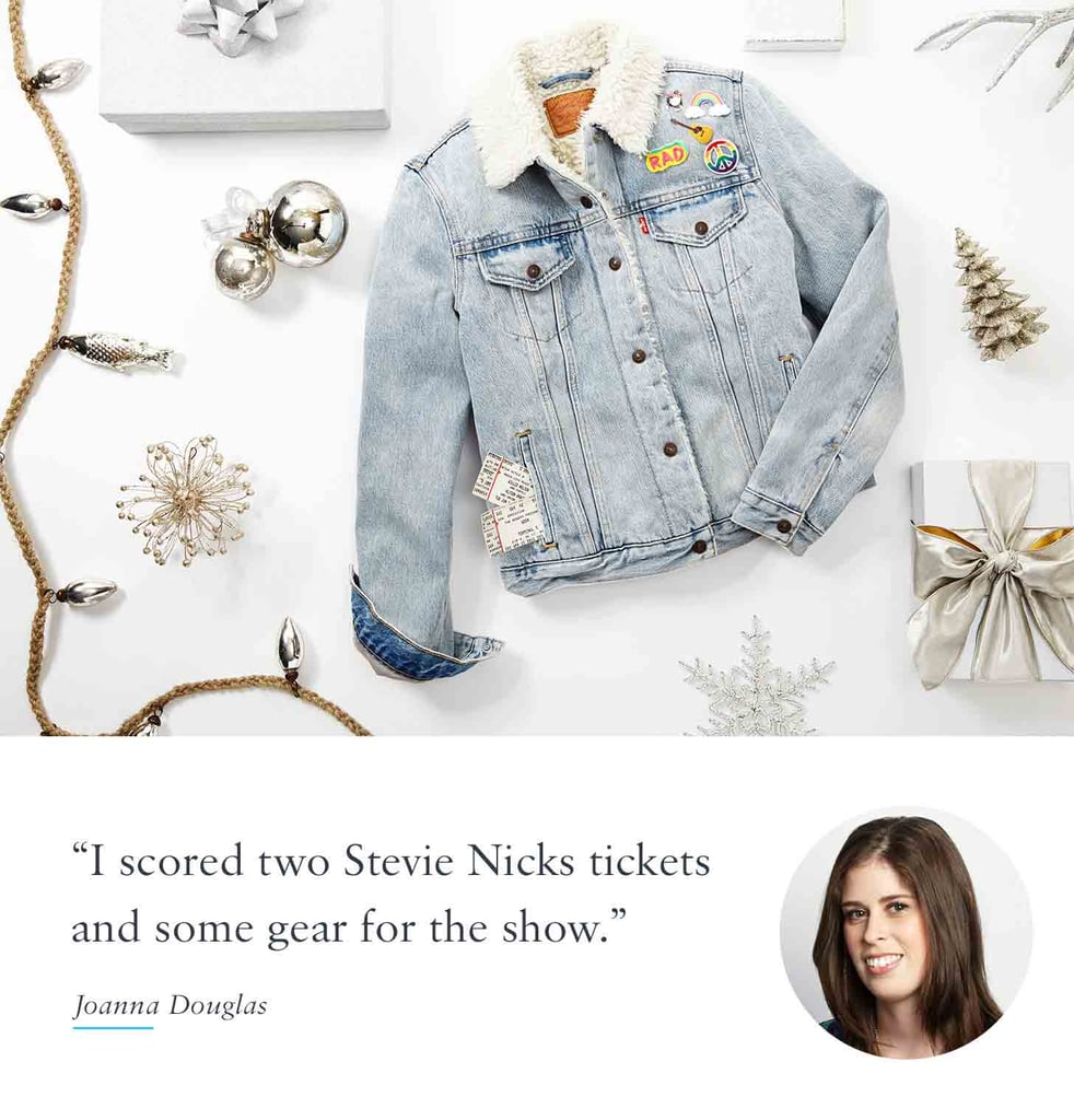 How Joanna Is Making a Sherpa Trucker Jacket Extra Special