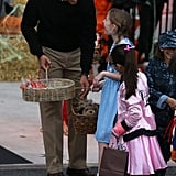 And Barack Obama really approved of one girl's ruby slippers.