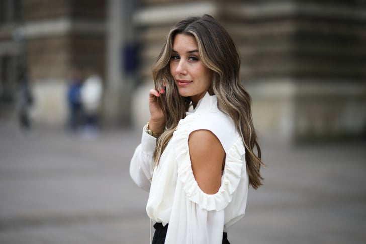 """2021 Hair Colour Trend: """"Bronde"""" Foliage 