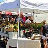 "In the mood for a true taste of Chicago? Head on over to one of the city's farmers markets. With over a hundred vendors selling everything from fruits and veggies to fresh-cut flowers, you can fill up your tote bag and eat like a ""localvore"" year round. And who knows, you could even rub elbows with the city's top chefs!"