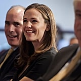 Jennifer Garner Lends Her Star Status to America's Report Card