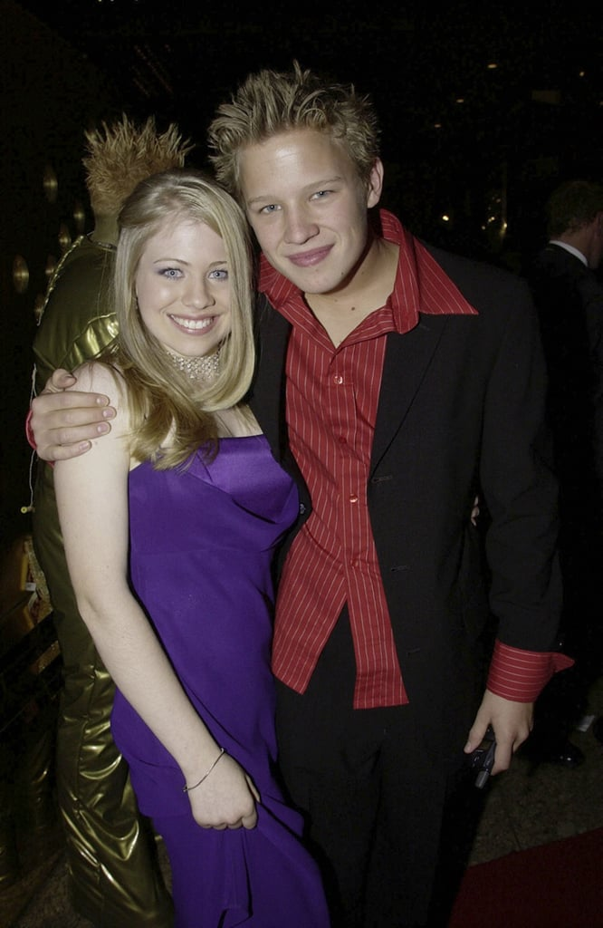 2002: Kate Garven and Chris Egan