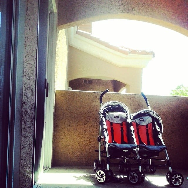 Old or Recalled Strollers