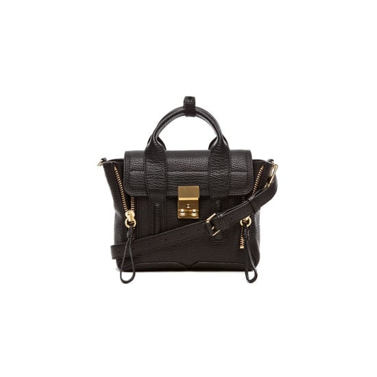 Bag, approx $625, 3.1 Phillip Lim at Forward by Elyse Walker