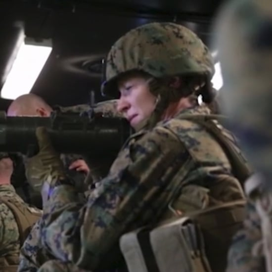 Women Make Marine Infantry History (Video)