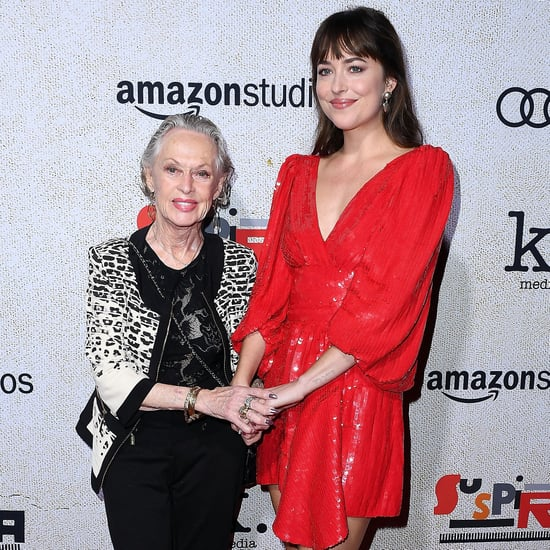 Dakota Johnson and Tippi Hedren at Suspiria Premiere 2018