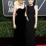 With Greta Gerwig