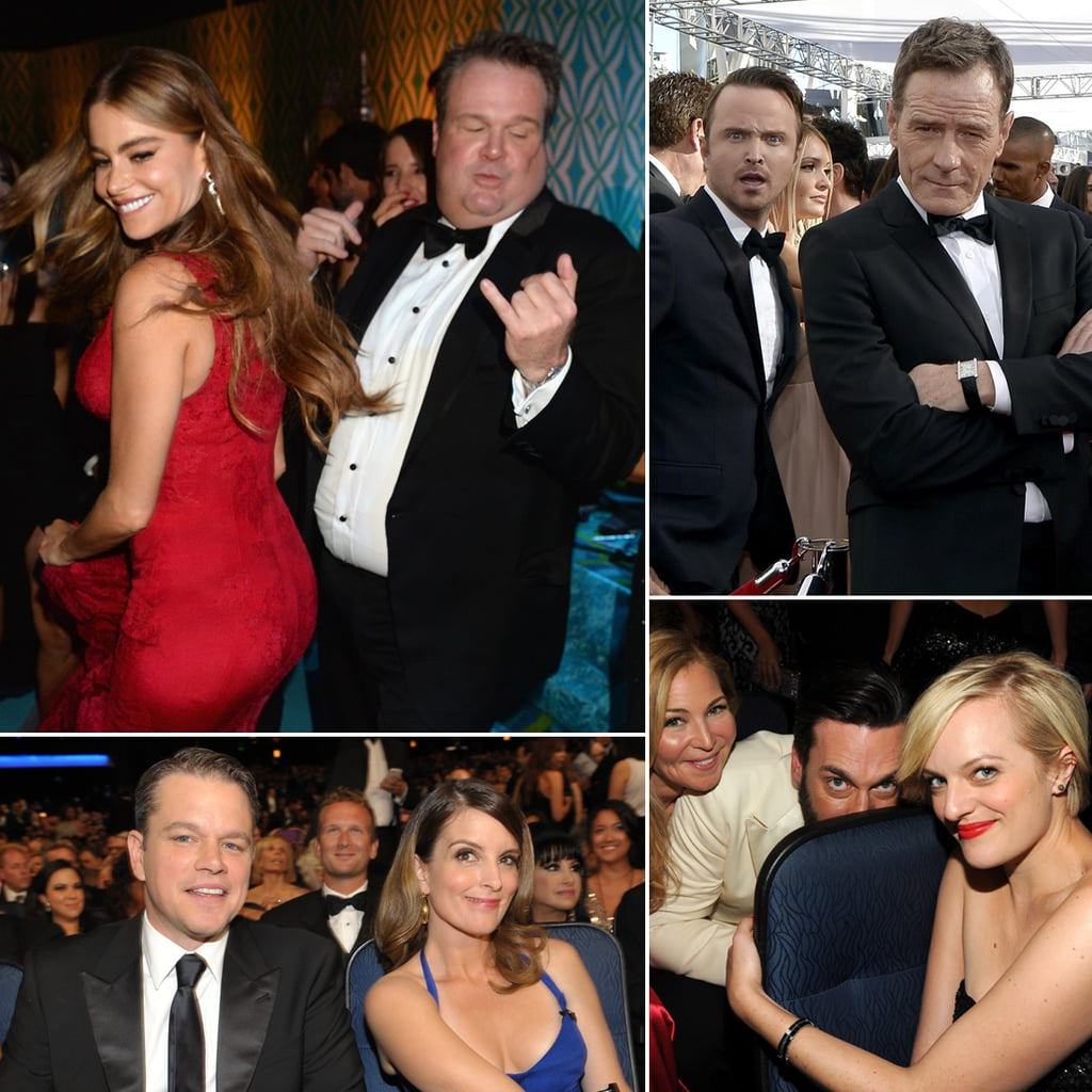 The 100 Best Photos From Emmys Night