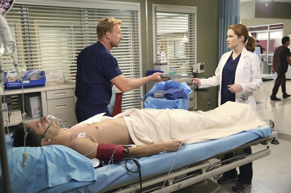As always, hospital drama ensues.   Grey's Anatomy Season ...