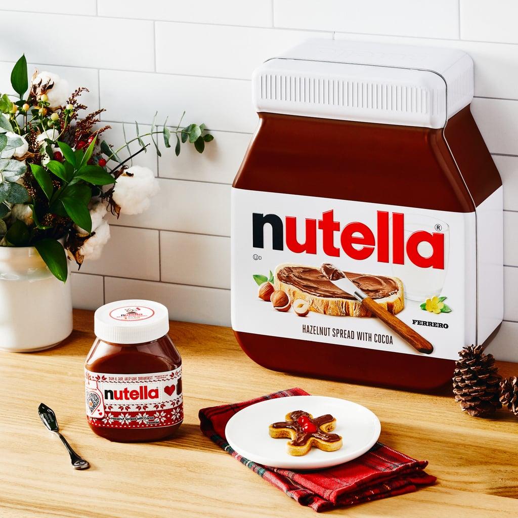 Nutella DIY Holiday Breakfast Kit