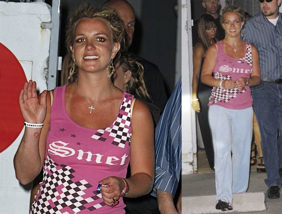 Britney's Not Back on the Radar Just Yet