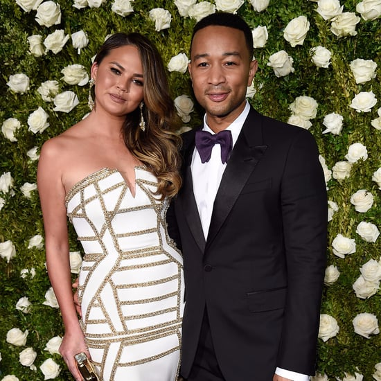 Chrissy Teigen Asks For Bananas on Twitter