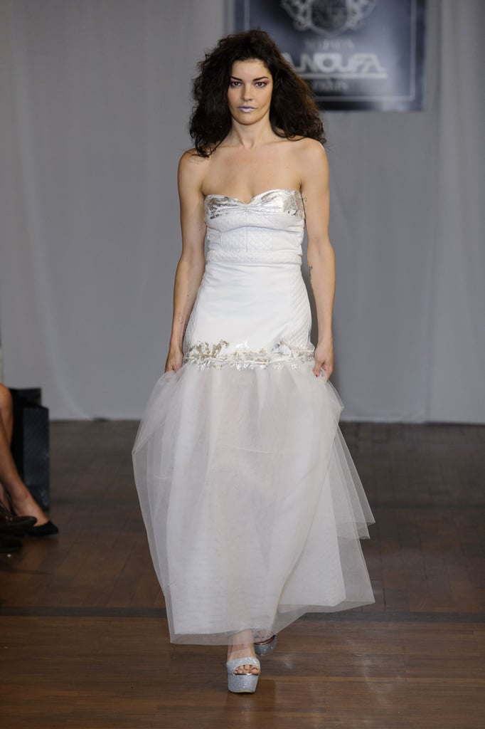 wedding dresses runway 2014 paris haute couture fashion week popsugar fashion australia. Black Bedroom Furniture Sets. Home Design Ideas