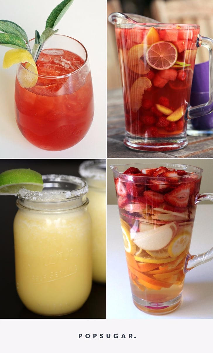 7 Summery Sangria Recipes to Last You All Season Long