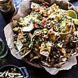 Easy Enchilada Beef Nachos