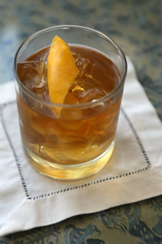 Old Fashioned | Healthiest Cocktails to Order at a Bar ...