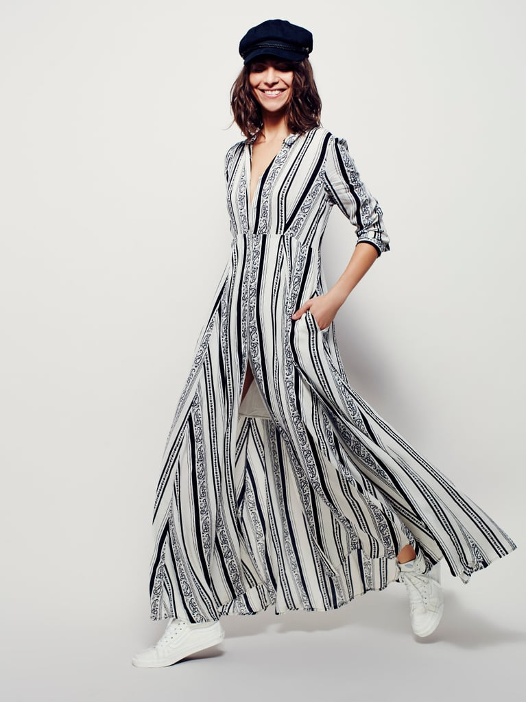 Free People Womens AFTER THE STORM MAXI ($168)