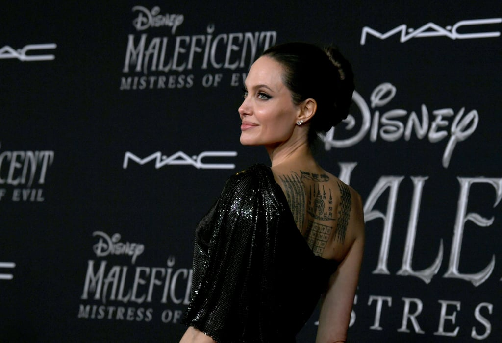 Angelina Jolie Brought Her Kids To The Maleficent 2 Premiere
