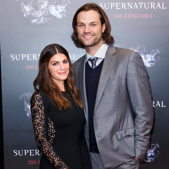 Jared Padalecki and Wife Welcome Baby Girl March 2017