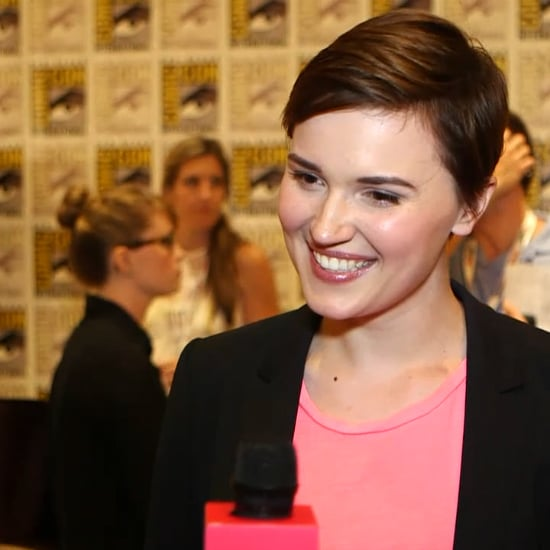 Veronica Roth Interview About Divergent Movie