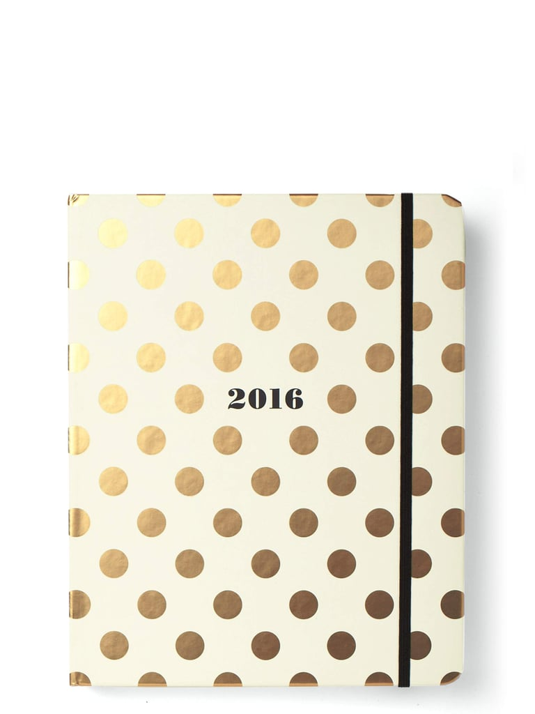 Kate Spade Medium 17-Month 2016 Planner