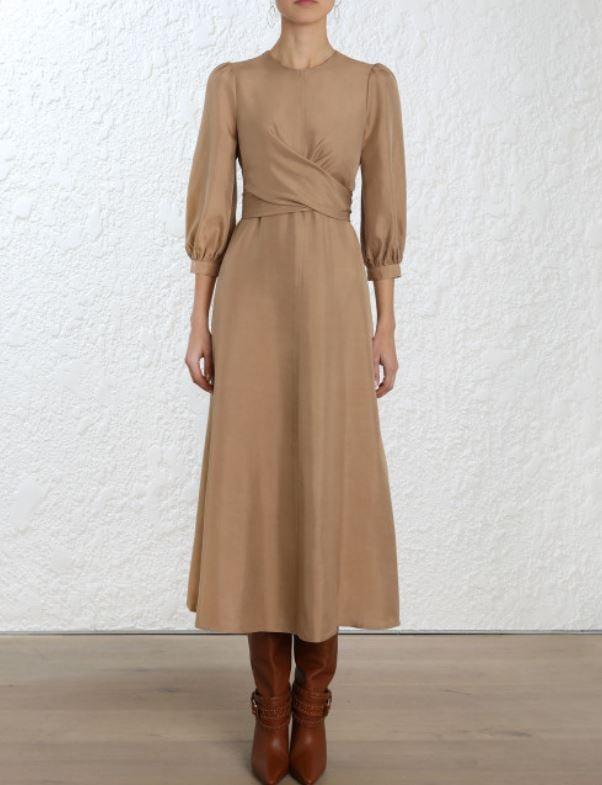 Zimmermann Unbridled Empire Dress ($895)
