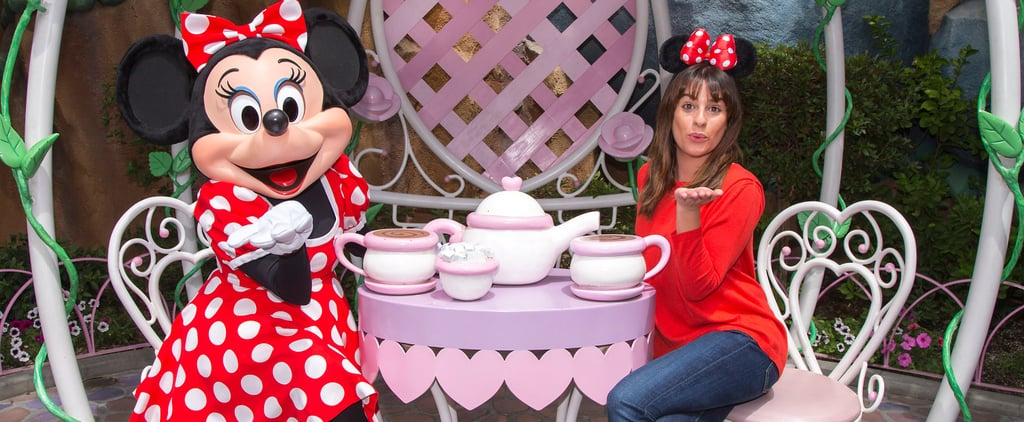 Pictures of Celebrities at Disneyland
