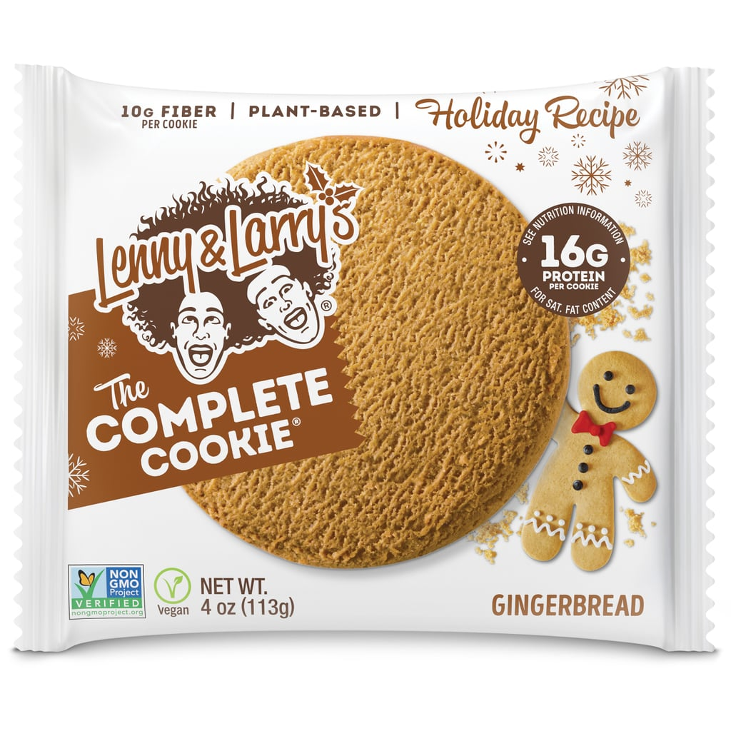 Lenny & Larry's Gingerbread Complete Cookie