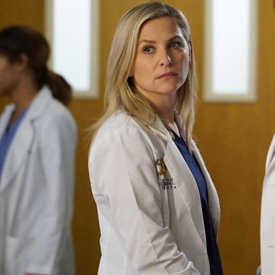 How Will Arizona Leave Grey's Anatomy?
