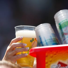 New Draft Beer Dispensing System May Shorten Stadium Lines