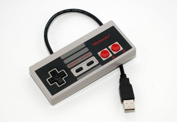 NES Controller USB drive ($35)
