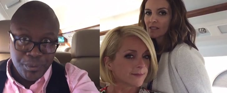 Tituss Burgess and Tina Fey Lip-Syncing to Beyonce Video