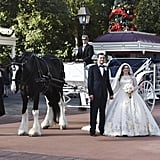 What It's Like to Get Married at Disney World (Spoiler: It's as Dazzling as You'd Expect)