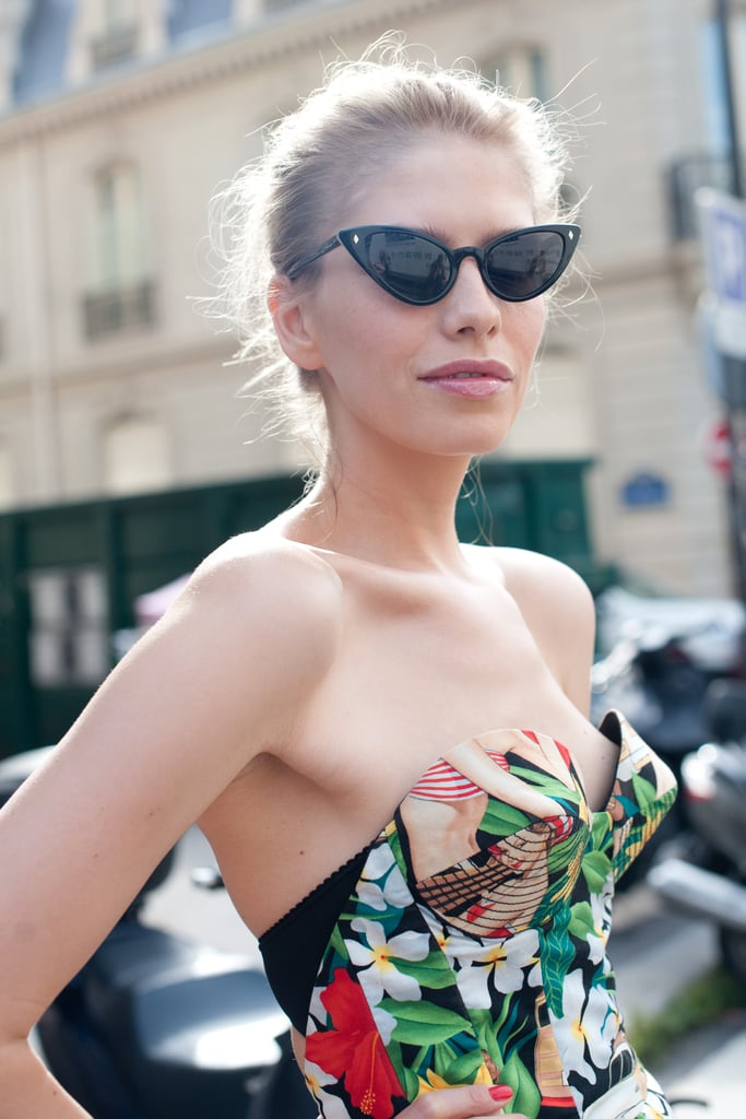 Paris Haute Couture Fashion Week Fall 2012