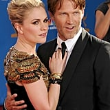 2010 — Anna Paquin and Stephen Moyer