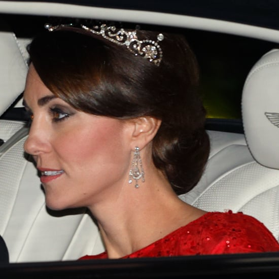 Kate Middleton's Jenny Packham Dress at China State Dinner