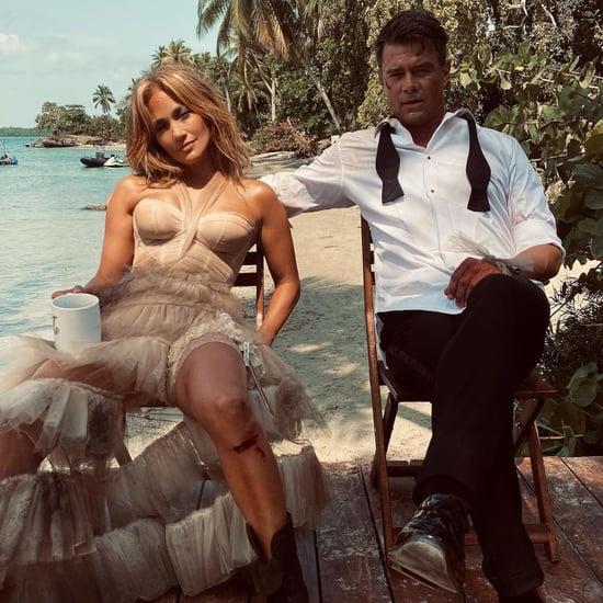 See Jennifer Lopez's Wedding Dresses in Shotgun Wedding