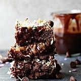 Whole30: Ganache Brownie Bars