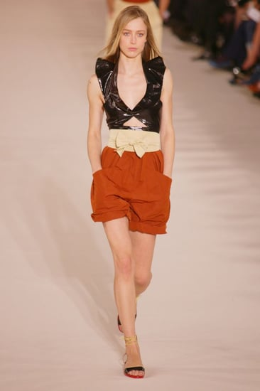 Paris Fashion Week: Chloé Spring 2009